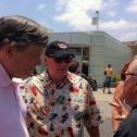 Michael and John Lasseter.