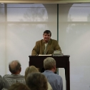 Michael Wallis at the Tulsa Historical Society