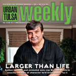 Michael Wallis Urban Tulsa Cover